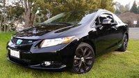 Picture of 2012 Honda Civic Coupe Si w/ Nav, exterior