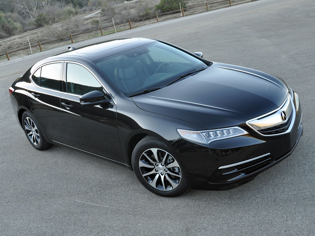 2015 acura tlx test drive review cargurus. Black Bedroom Furniture Sets. Home Design Ideas