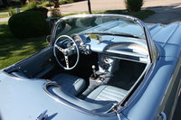 Picture of 1959 Chevrolet Corvette Convertible Roadster, interior