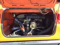 Picture of 1973 Volkswagen Thing, engine