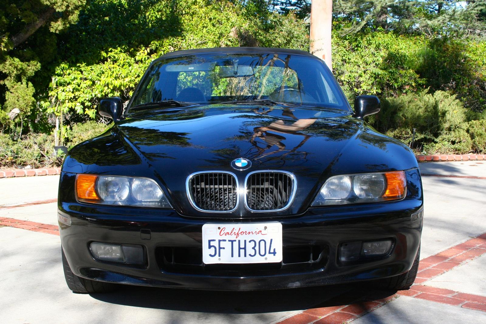 1996 Bmw Z3 Overview Cargurus