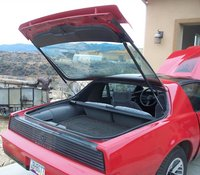 Picture of 1984 Pontiac Firebird Trans Am, exterior, interior
