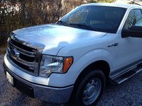 Picture of 2013 Ford F-150 XL 8ft Bed, interior
