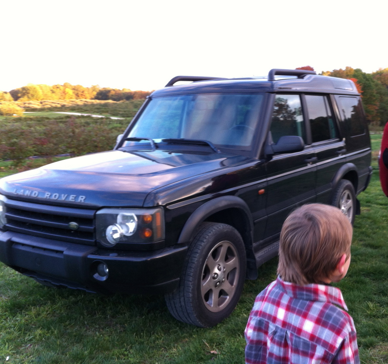 Used Land Rovers For Sale: 2004 Land Rover Discovery HSE Used Cars In Indianapolis, 46201