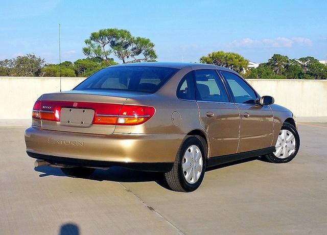 2002 Saturn L100 Reviews Dr Sedan Used 2 2l I4 16v