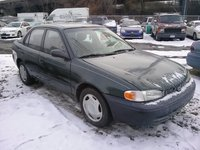 Picture of 2000 Chevrolet Prizm 4 Dr LSi Sedan, exterior