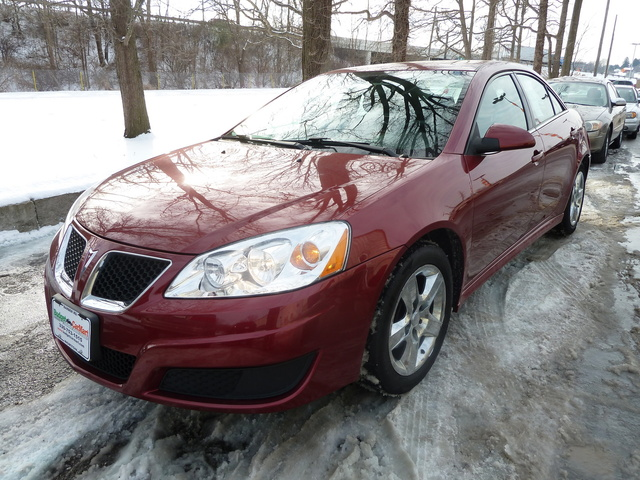 Picture of 2010 Pontiac G6 1SV, exterior