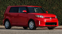 2015 Scion xB, Front-quarter view, exterior, manufacturer, gallery_worthy
