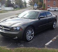 Picture of 2010 Dodge Charger SE, exterior, gallery_worthy