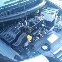 Picture of 2005 Chrysler Town & Country Limited, engine