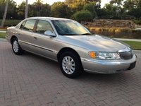 Picture of 2002 Lincoln Continental 4 Dr STD Sedan, exterior