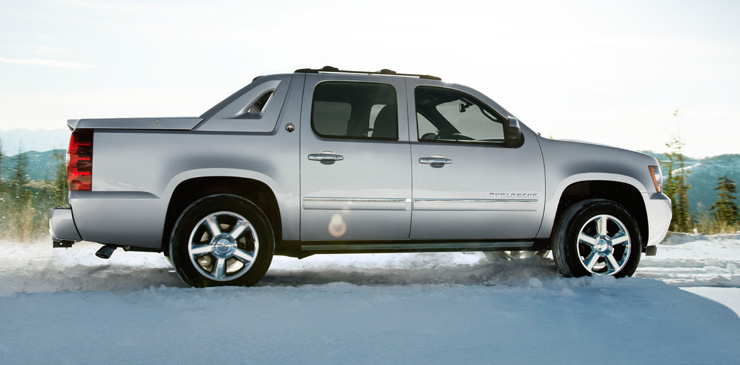 picture of 2013 chevrolet avalanche black diamond lt exterior. Cars Review. Best American Auto & Cars Review