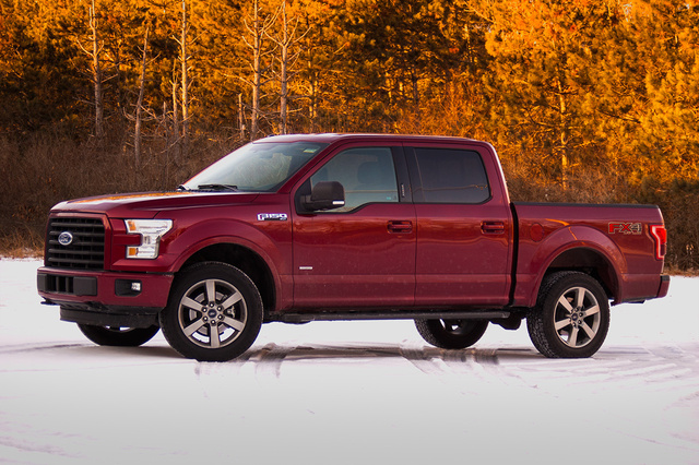 Picture Of 2015 Ford F 150 XLT SuperCrew 4WD