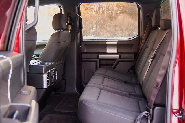 Picture of 2015 Ford F-150, interior, gallery_worthy