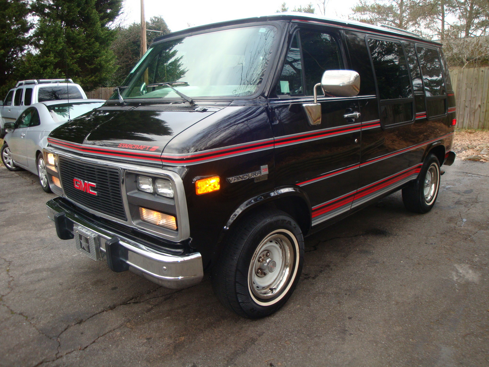1993 gmc vandura pictures cargurus. Black Bedroom Furniture Sets. Home Design Ideas