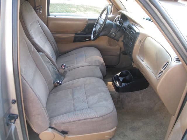 Picture of 1996 Mazda B-Series B2300 SE Extended Cab RWD, interior, gallery_worthy