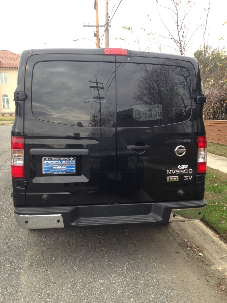 Picture of 2014 Nissan NV Passenger 3500 HD SV V6