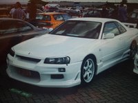 1999 Nissan Skyline Overview