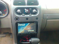 Picture of 2002 Nissan Frontier 4 Dr SE Crew Cab LB, interior