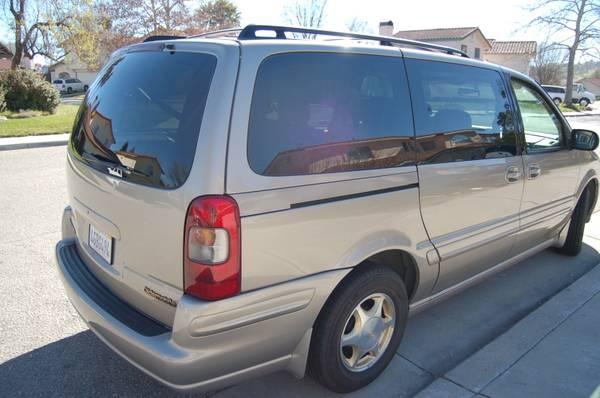 Picture of 1998 Oldsmobile Silhouette 4 Dr GL Passenger Van Extended