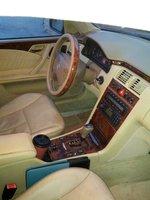 Picture of 2000 Mercedes-Benz E-Class E320, interior