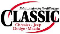 Classic Chrysler Jeep Dodge Ram logo