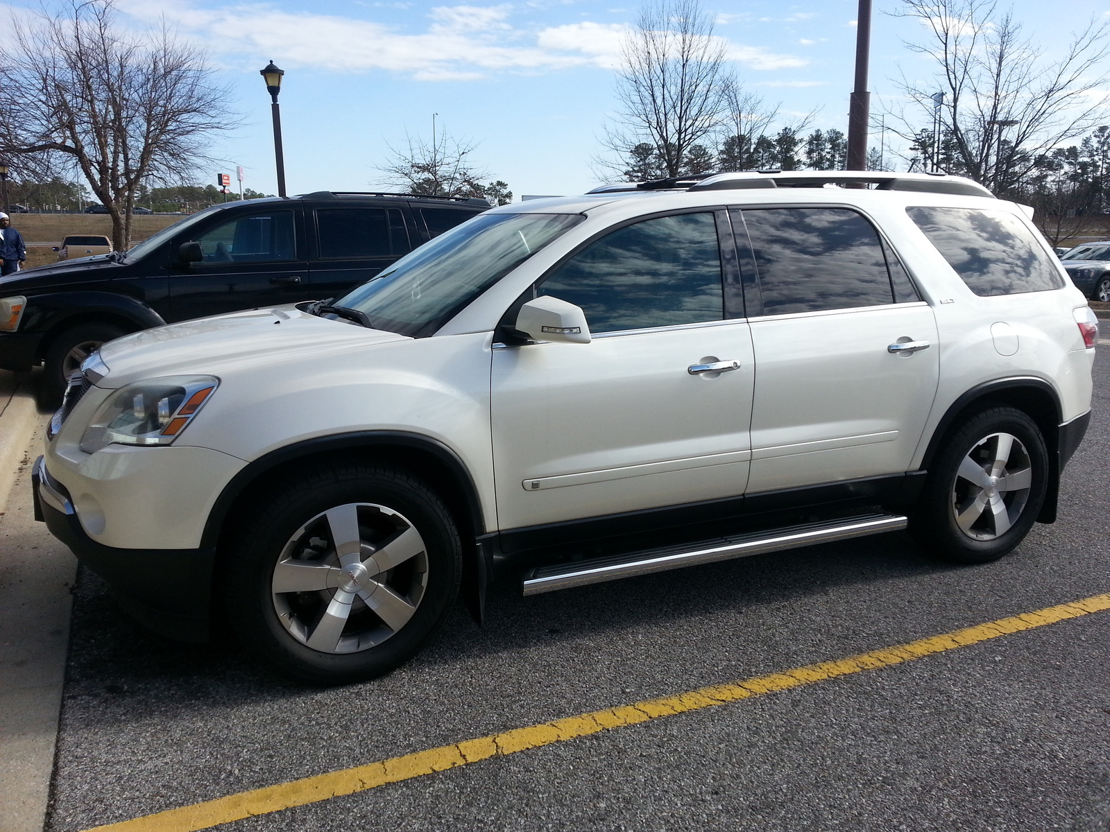 2009 gmc acadia review cargurus. Black Bedroom Furniture Sets. Home Design Ideas