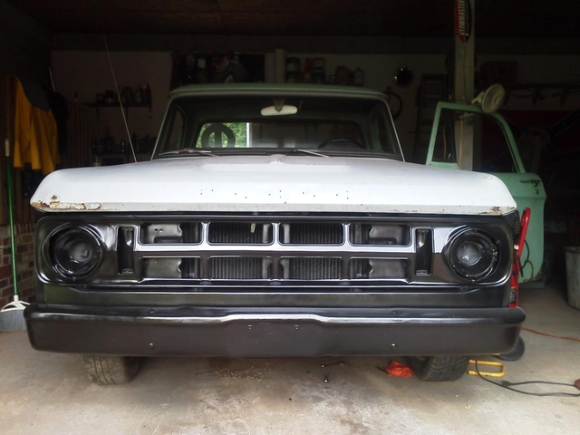 Picture of 1969 Dodge D-Series, exterior
