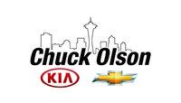 Chuck Olson Chevrolet Kia logo