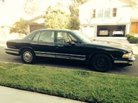 1994 Buick Park Avenue 4 Dr STD Sedan, This is only damage to car. Replaced new headlamps. Minor scratches on door and panel., exterior