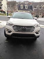 Picture of 2013 Hyundai Santa Fe Limited, exterior