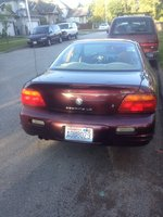 Picture of 1998 Chrysler Sebring 2 Dr LX Coupe, exterior