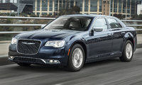 2015 Chrysler 300, Front-quarter view, exterior, manufacturer