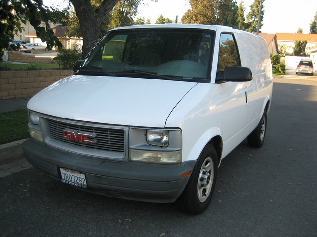 1996 gmc safari van specs