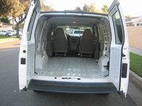 Picture of 2005 GMC Safari Cargo 3 Dr STD Cargo Van Extended, interior, gallery_worthy
