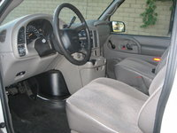 Picture of 2005 GMC Safari Cargo 3 Dr STD Cargo Van Extended, interior, gallery_worthy