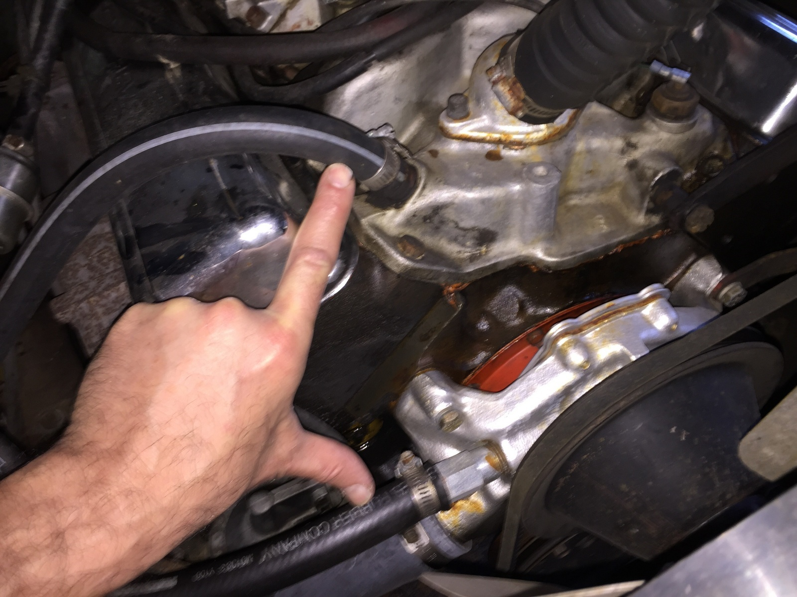 Chevrolet C K 10 Questions Is Heater Core Part Of
