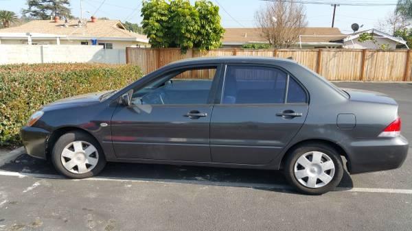 2004 Mitsubishi Lancer
