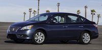 2015 Nissan Sentra Picture Gallery