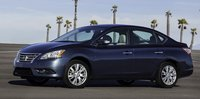 2015 Nissan Sentra Overview