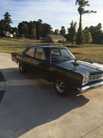 1968 Plymouth Satellite Picture Gallery