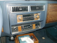 Picture of 1984 Cadillac DeVille Base Sedan, interior