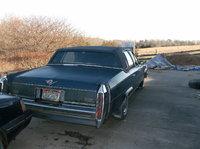 Picture of 1984 Cadillac DeVille Base Sedan, exterior