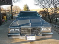 Picture of 1984 Cadillac DeVille Sedan FWD, exterior, gallery_worthy