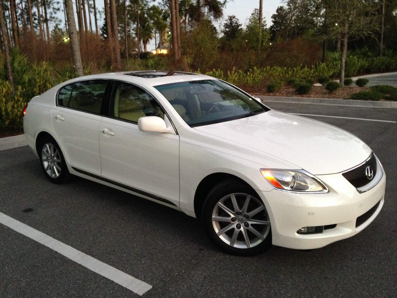 picture of 2006 lexus gs 300 base awd exterior. Black Bedroom Furniture Sets. Home Design Ideas