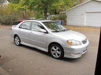 2006 Toyota Corolla Overview