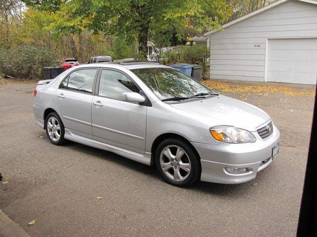 Image de 2006 Toyota Corolla XRS