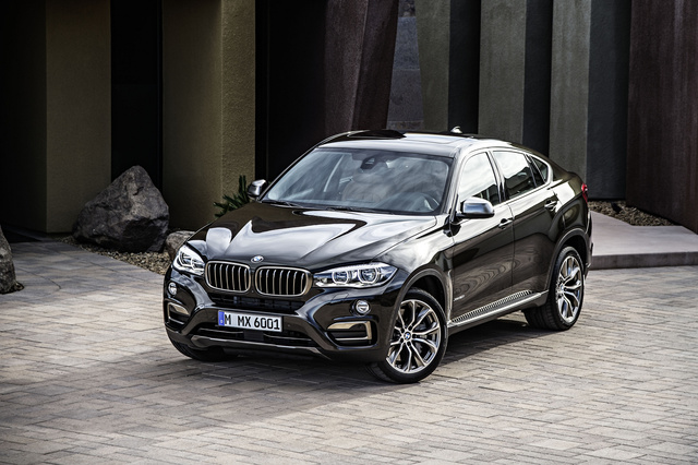 2015 Bmw X6 Overview Cargurus