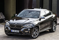 2015 BMW X6, Front-quarter view, exterior, manufacturer, gallery_worthy