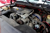 Picture of 2001 Chevrolet Silverado 2500 2 Dr LS Standard Cab LB, engine